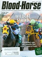 2014 The Blood-Horse Magazine #9: Wildcat Red Wins In The Fountain of Youth