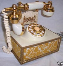 AMERICAN TELECOMS DECORATOR CRADLE PHONE 1970s