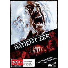 Patient Zero (DVD, 2018)