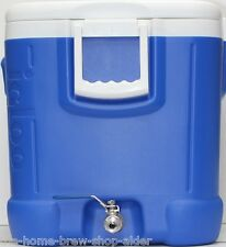 Deluxe Insulated Mash Tun - Home Brew - Beer Making - All Grain Equipment