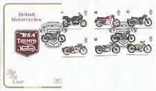 (52453) GB Cotswold FDC British Motorcycles Stevenage 2005