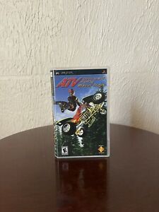 ATV Offroad Fury: Blazin' Trails Greatest Hits (Sony PSP) COMPLETE