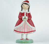 "ESC And Company JENENE MORTIMER 12"" HOLIDAY GIRL CHRISTMAS with MUFF"