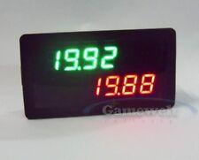 DC 200A 200V Amperemeter Strom Messgerät Strommesser Voltmeter Shunt LED #1