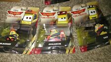New Disney Pixar Planes Fire & Rescue series Blackout, Avalance &.Drip