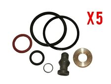 5 x BOSCH PDE INJECTOR SEAL REPAIR KIT 1417010997 AUDI / VW / SEAT SKODA