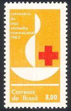 Brazil 1963 Red Cross 100yrs/Health/Medical/Welfare/Candle 1v (n24594)