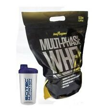 BIG MAN Multi-Phase Proteinas SACO 100%25 Prof Whey 2267gr Cookies and cream
