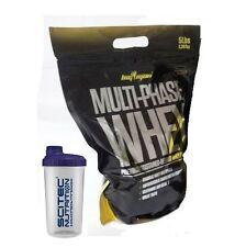 BIG MAN Multi-Phase Proteinas SACO 100%25 Prof Whey 2267gr Cookies and cream