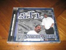 Chicano Rap CD STL - Sangre Nueva - Crooked Stilo - West Coast Latin