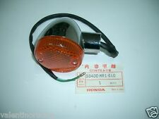FRECCIA ANTERIORE DESTRA ORIGINALE HONDA VT 600 C SHADOW 1988>1997 33400MR1610