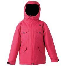 NWT Girls Youth Med DC Shoes Arcadia K Snowboard Ski Winter Jacket Pink Kids