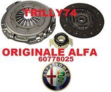 KIT FRIZIONE ORIGINALE ALFA 145/155/GTV/SPIDER/FIAT BARCHETTA/COUPE/ 1.7/1.8 TS