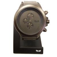 Vestal Adult Men's ZR-3 Analog Display Watch Gun Metal