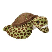 Wild Republic - Cuddlekins Lil's Green Sea Turtle 13cm Stuffed Animal Toy