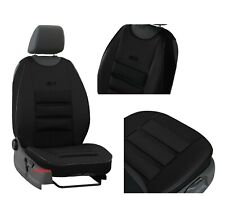 FRONT SEAT COVER MAT ECO LEATHER & FABRIC fits MERCEDES VITO (W638, W639, W447)