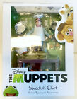 NEW Diamond Select Toys The Muppets SWEDISH CHEF Action Figure & Accessories