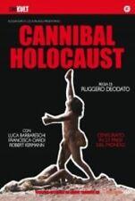 CANNIBAL HOLOCAUST  DVD HORROR