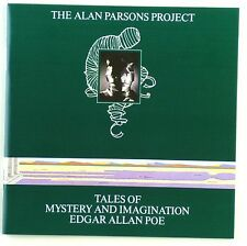 CD - The Alan Parsons Project - Tales Of Mystery And Imagination  - A4546