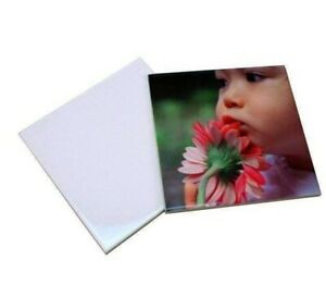 Personalised Photo Ceramic Tile 110 x 110mm Gift Home Make Over