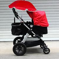 1x Baby Kids Sun UMBRELLA PARASOL Buggy Pushchair Pram Stroller Shade Canopy New