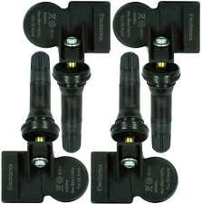 4x RDKS TPMS Sensores de Presión Neumáticos Válvula Goma para Audi Q7 2006-