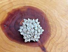 Brooch Pin Small Diamante Coat Star Wedding Bridal Bouquet BUY 2 GET 3RD FREE