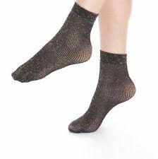 Füßlinge Komfortbund Feinstrümpfe Spitzenrüschen Rüschen Sockchen Feinsöckchen