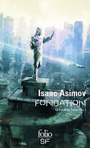 Le cycle de Fondation, I:Fondation Isaac Asimov Folio 0 A-253-288