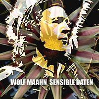 WOLF MAAHN - SENSIBLE DATEN 2 VINYL LP NEU