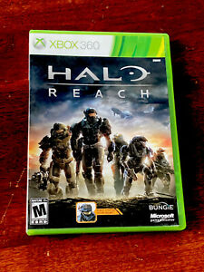 Halo Reach (Xbox 360, 2010) Video Game