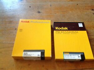 "Kodak Panalure Select RC 8""x10""(sealed 100ct,)/ EKTALURE GD(open box) EXPIRED AS"