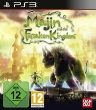 Majin And The Forsaken Kingdom (Playstation 3) Spiel Game