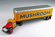 Classic Metal Works 1/87 HO '41 Chevy Mushroom Tractor w/Trailer #31166 NEW
