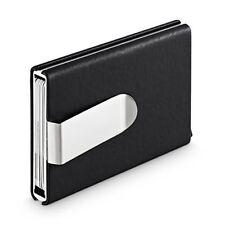 Kreditkartenetui mit Geldklammer RFID Schutz Kartenetui für Minimalisten
