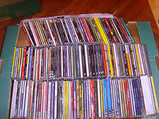 CD albums 5 for £6, you choose from over 100, rock, pop, indie from 80s, 90s