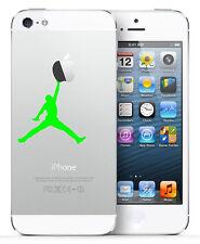 2x AIR JORDAN DECAL STICKER VINYL SKIN FOR IPHONE 4 4s / 5 5s 5c / 6 6s