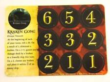 Pirates PocketModel Game - 060 KRAKEN GONG