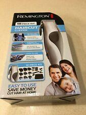 REMINGTON 18 PIECE HAIR CUT CLIPPER KIT - HC-2000B