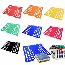 T-Shirt Clothes Folder Magic Fast Laundry Organizer Folding Board Kids Home USA