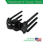"CNC Wakeboard Tower Rack fit 1.5""-2.5"" Tower Water Ski Board Holder Boat Bracket"