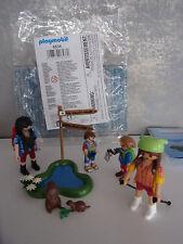 Playmobil Ergänzungen & accessoire - 6536 famille beim randonnée -