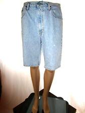 Calvin Klein CK Vtg Design Hippy Classic Mod Denim Crop Jeans Pants sz W30 AG63