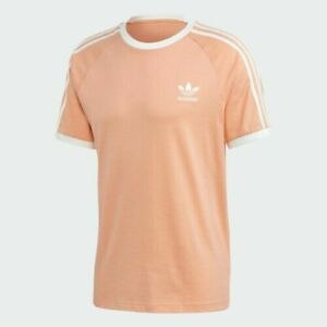 ✅Adidas Originals Mens California Retro T Shirt Crew Neck Trefoil Short Sleeve✅