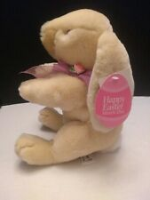 "Commonwealth Plush Bunny Stuffed Walmart Rabbit 11"" Easter Pink Bow Cottontail"