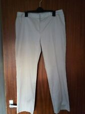 M&S Woman,BeigeTrousers Size,14s