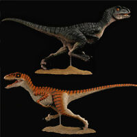 "REBOR 9.4"" Velociraptor Figure Raptor Dinosaur Model Animal Decor Collector Toy"