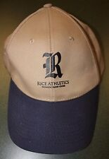Rice University Athletic Department cap
