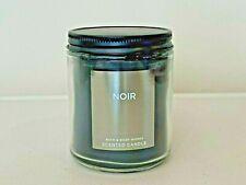 Bath & Body Works NOIR Jar Scented Candle 7 oz NEW Pick Quantity