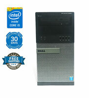 Dell Optiplex 9020 Mini Tower Quad Core i5 4th Gen 3.3Ghz 8GB 500GB Windows 10